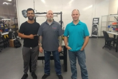 Master Tech Oct 9 Training Graduates