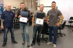 Master Tech Feb 27 Training Graduates