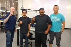 Master Tech May 8 Training Graduates